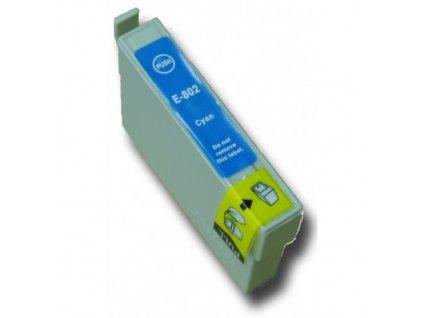 Epson T0802 cyan - kompatibilný