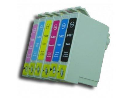 Epson T0801-T0806 (T0807) multipack - kompatibilný