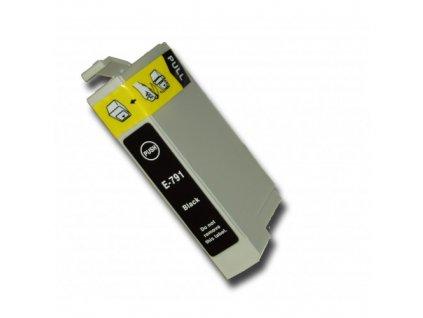 Epson T0791 black - kompatibilný