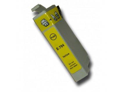 Epson T0794 yellow - kompatibilný