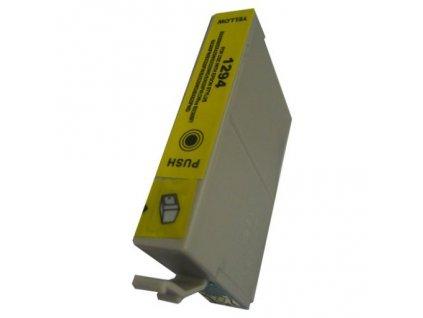Epson T1294 yellow - kompatibilný