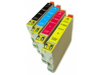 Epson T0551-T0554  (T0555) multipack - kompatibilný