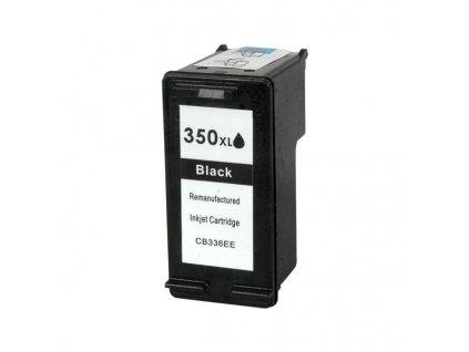 HP 350XL (CB336EE) black - kompatibilný