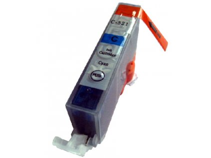 Canon CLI-521 cyan - kompatibilný