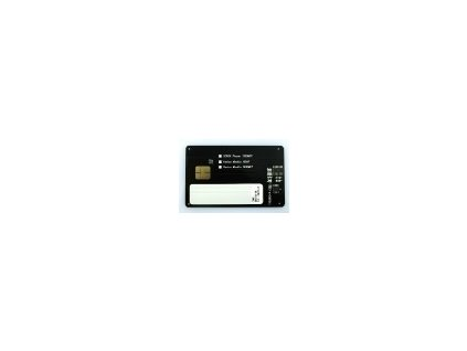 OKI B2500 čipová karta