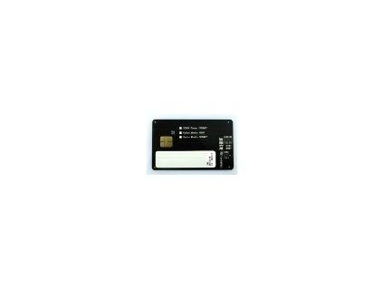 Minolta 1600f čipová karta