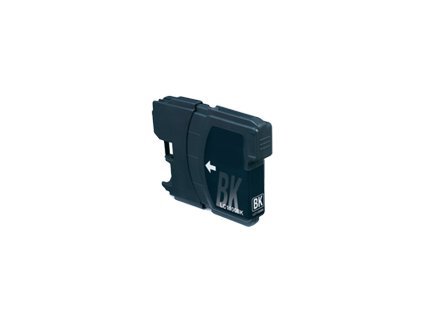 Brother LC-980 / LC-1100 black - kompatibilný