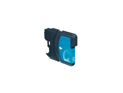 Brother LC-980 / LC-1100 cyan - kompatibilný