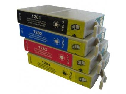 Epson T1281-T1284 (T1285) multipack - kompatibilný