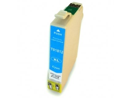 Epson T1812 (18XL) cyan - kompatibilný