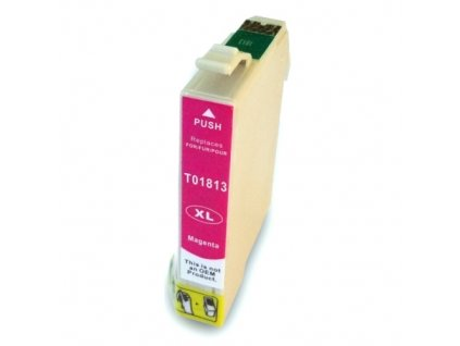 Epson T1813 (18XL) magenta - kompatibilný