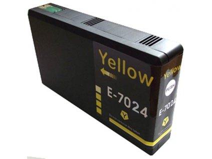 Epson T7024 yellow - kompatibilný