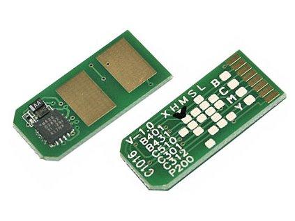 OKI C301 / C322 čip - magenta