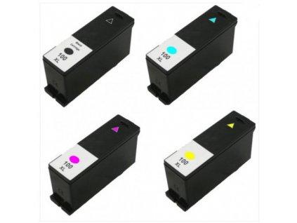 Lexmark No.100 / No.105 / No.108 XL multipack - kompatibilný