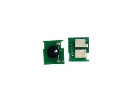 HP CB381A čip - cyan
