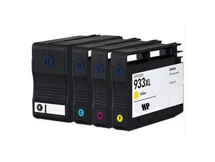 HP 932 XL / HP 933 XL (C2P42AE) multipack (cmyk) - kompatibilný