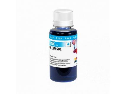 Atrament Epson Cyan - 100ml/200ml (pre 6-farebné tlačiarne) (Objem fľaše 200ml)