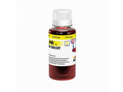 Atrament Epson Yellow - 100ml/200ml (pre 6-farebné tlačiarne) (Objem fľaše 200ml)