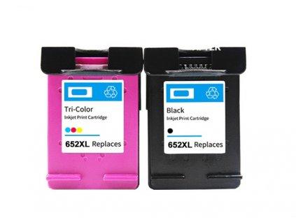hp no.652xl black color alternativnenaplne najlacnejsie vyhodnebalenie tinta.sk
