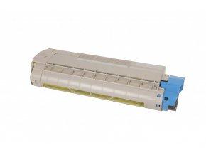 OKI C5600 / C5700 cyan - kompatibilný