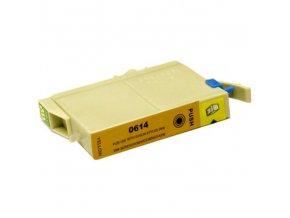 Epson T0614 yellow - kompatibilný