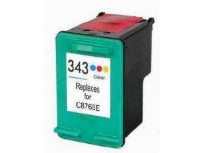 HP 343 color (C8766EE) - kompatibilný