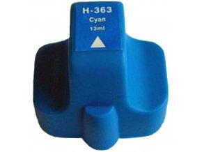 HP 363 XL cyan - kompatibilný