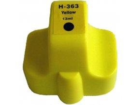 HP 363 XL yellow - kompatibilný
