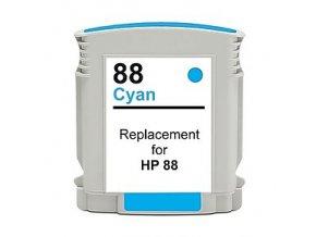 HP 88 XL cyan - kompatibilný