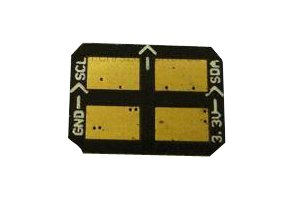 Xerox 6110 čip - magenta