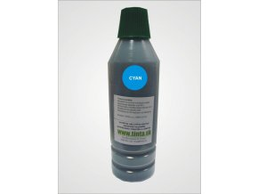 Tonerový prach  HP Q6001A - cyan