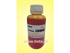 Atrament Lexmark - yellow (100ml)