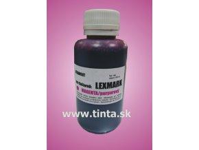 Atrament Lexmark - magenta (100ml)