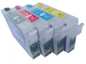 Epson T1281-T1284 plniteľná sada kaziet