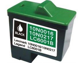 Lexmark No.16 / No.17 black -kompatibilný
