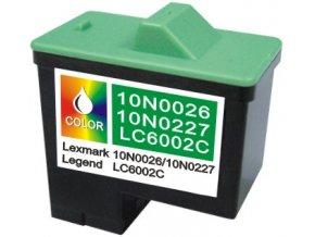 Lexmark No.26 / No.27 color - kompatibilný