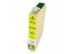 Epson T1814 (18XL) yellow - kompatibilný