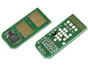OKI C301 / C322 čip - cyan