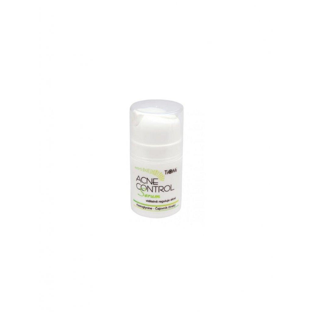 Acne control serum serum na vsechny formy akne