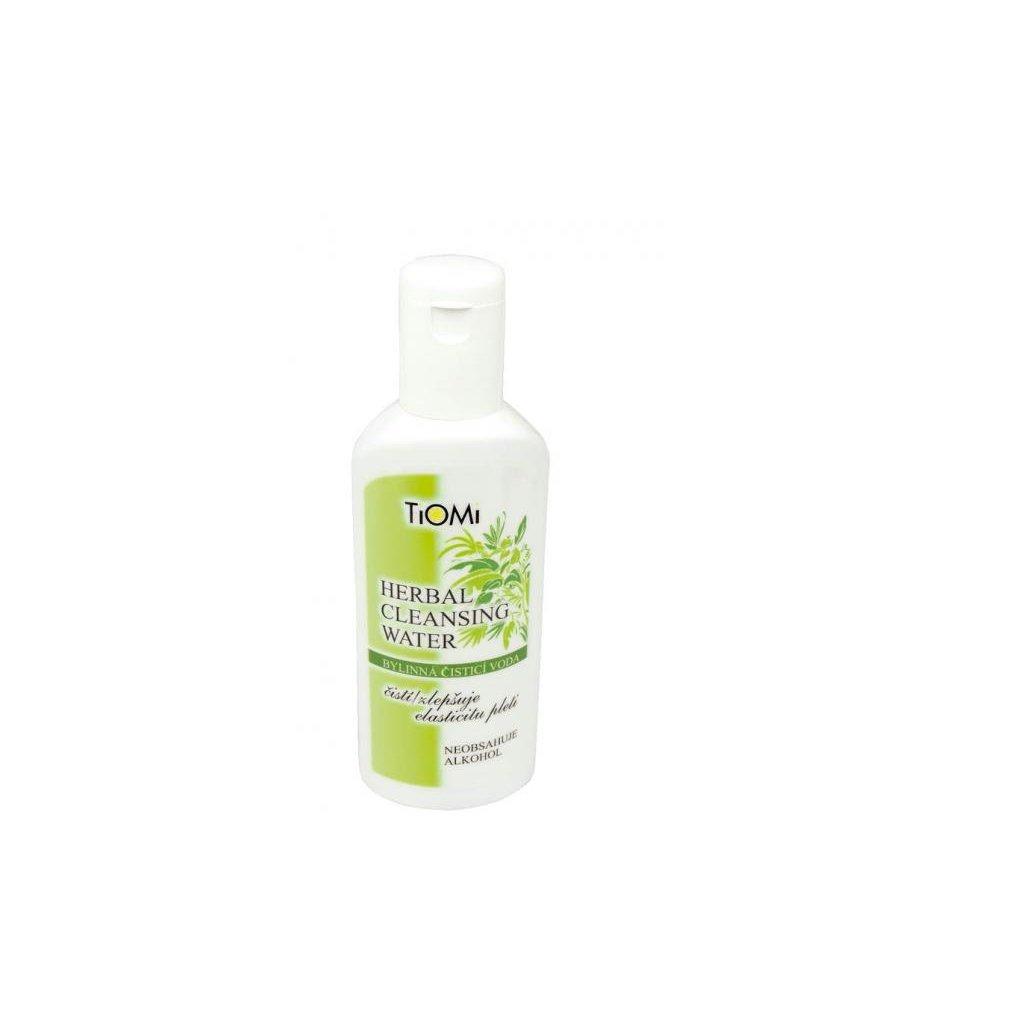 Herbal cleansing water