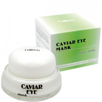 Caviar Eye Mask
