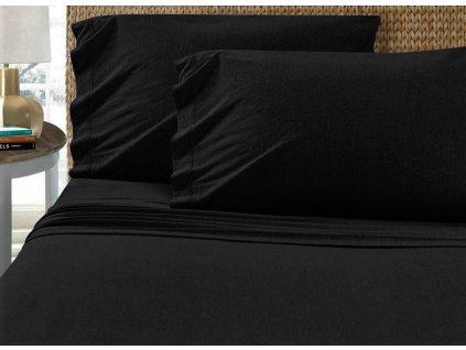 plachta klasik čierna