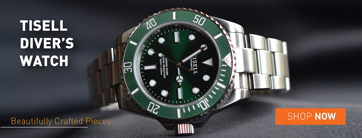 Tisell Green Diver