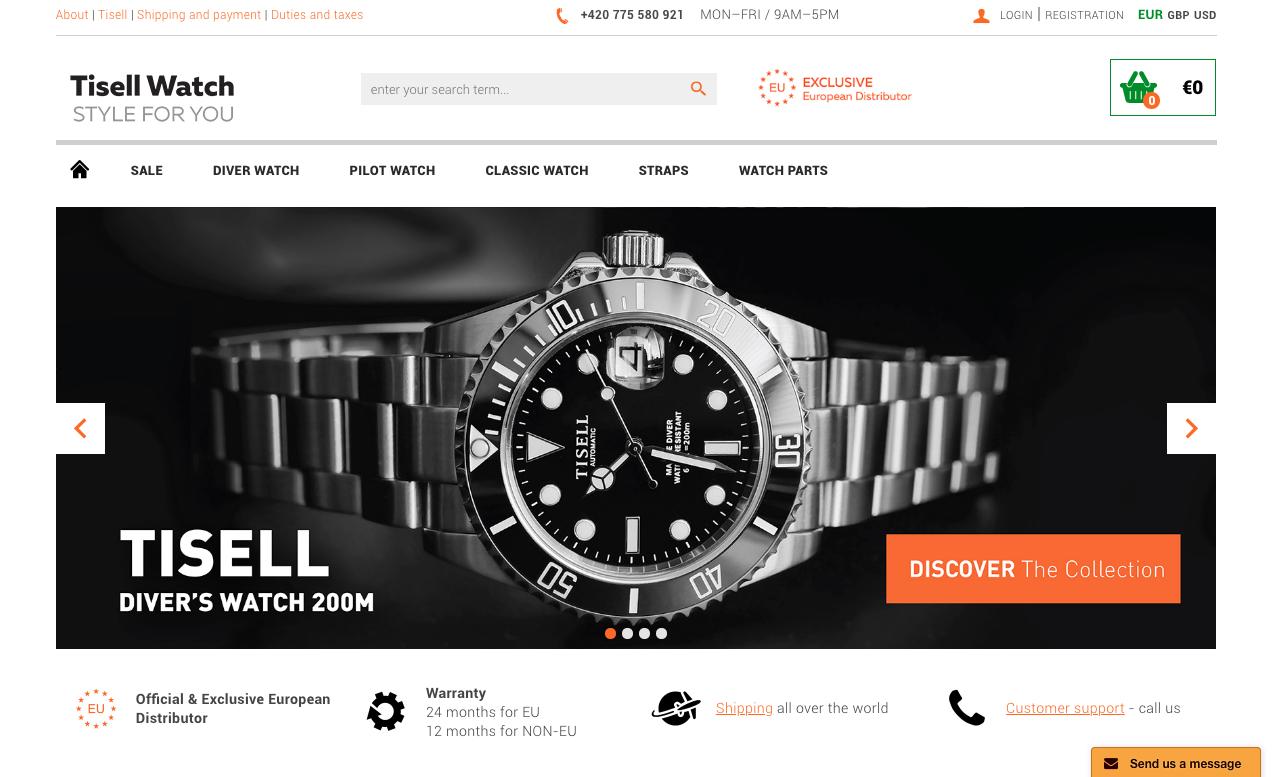 www.tisellwatch.com
