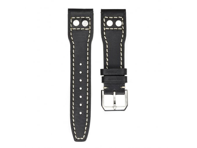 ORIGINAL TISELL LEATHER STRAP BLACK