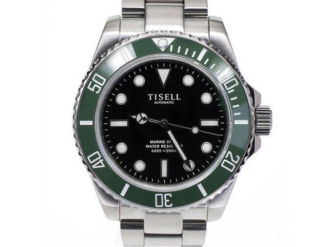 TISELL GREEN BLACK