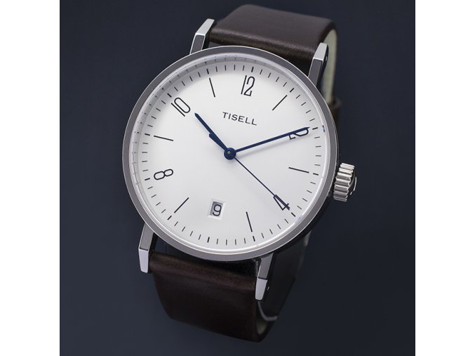 TISELL Automatic Watch Bauhaus Design 38 mm