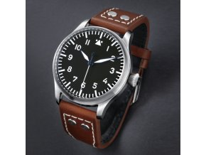 TISELL Pilot Watch 43 mm Type A