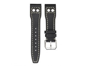 WATCH STRAP TISELL BLACK WEB