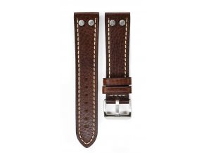 CONDOR 684 LEATHER STRAP BROWN